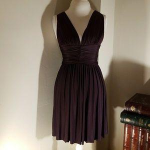 Pretty Wine Colored Dress